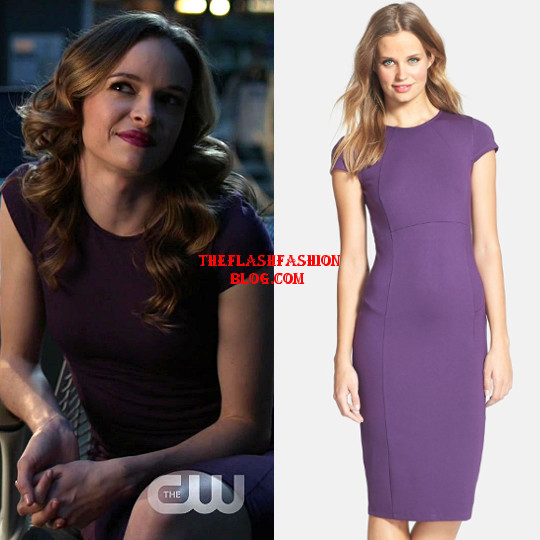 supergirl 3x08 caitlin dress
