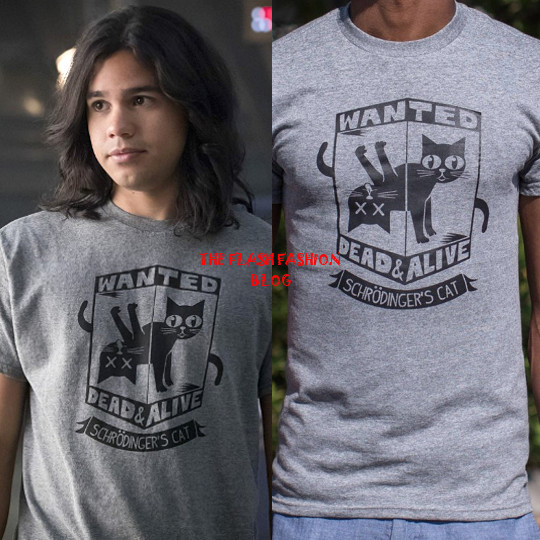 the flash 4x02 cisco shirt
