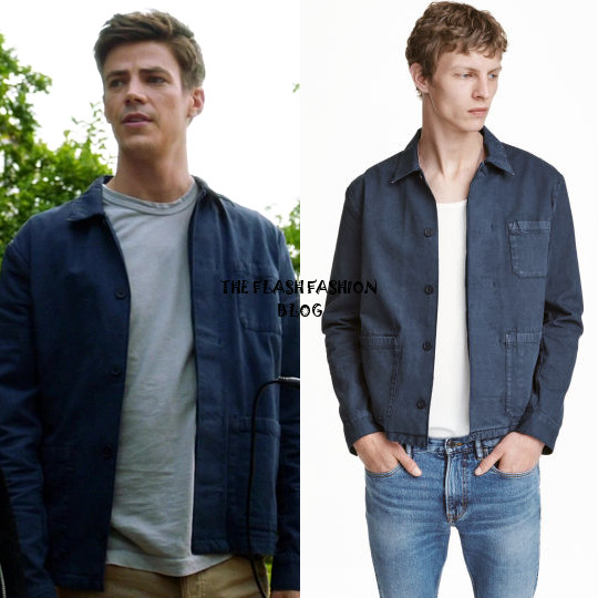the flash 4x03 barry jacket