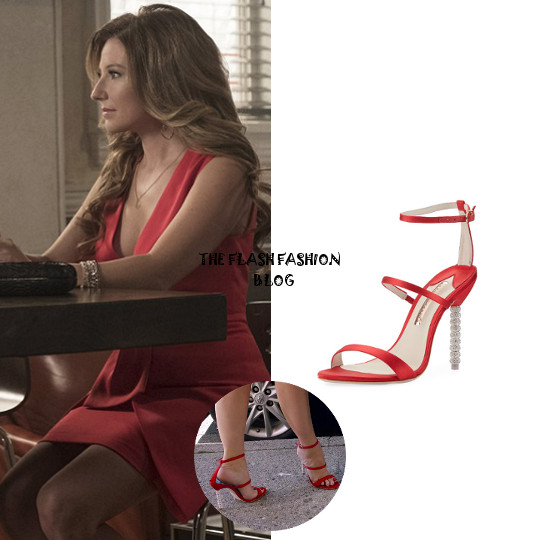 the flash 4x03 becky shoes
