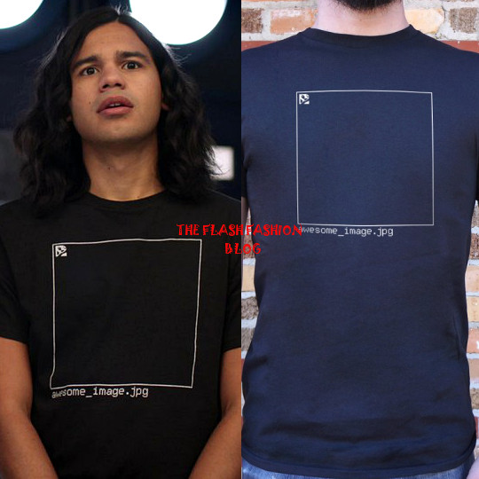 the flash 4x06 cisco t-shirt2