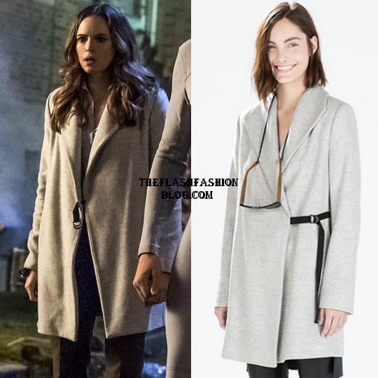 the flash 4x09 caitlin coat