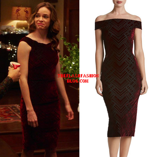 the flash 4x09 caitlin dress(blog)