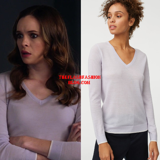 the flash 3x10 caitlin sweater(blog)