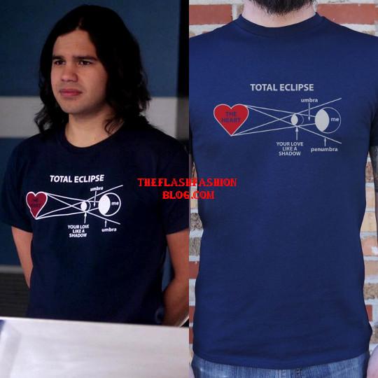 the flash 4x12 cisco t shirt(blog)