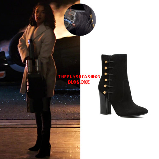the flash 4x12 iris booties