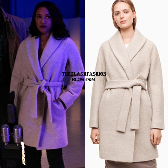 9681c0ac59cd6 the flash 4x12 iris coat(blog).jpg. Babaton  Sian ...