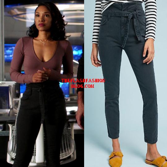 the flash 4x12 iris jeans(blog)