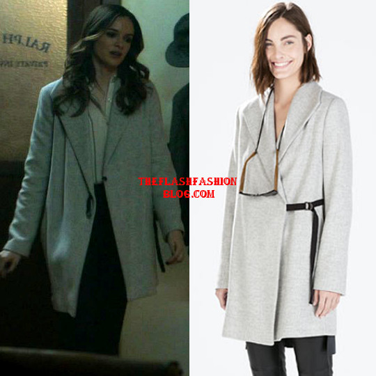 the flash 4x13 caitlin coat