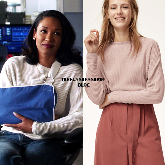the flash 4x19 iris top.jpg