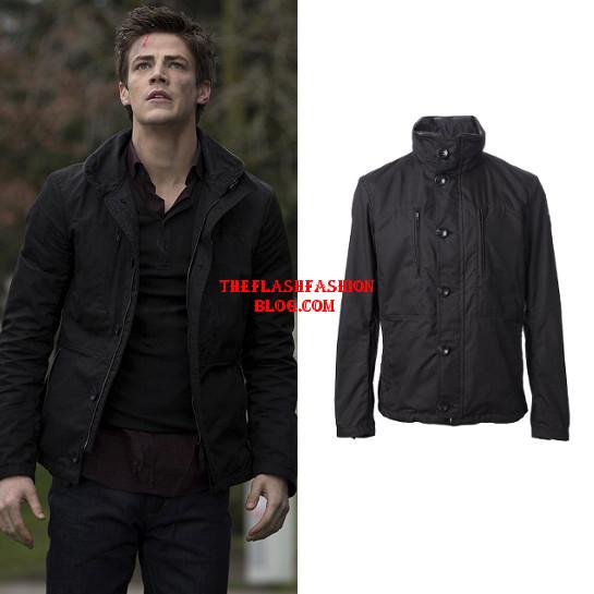 the flash 1x01 barry jacket
