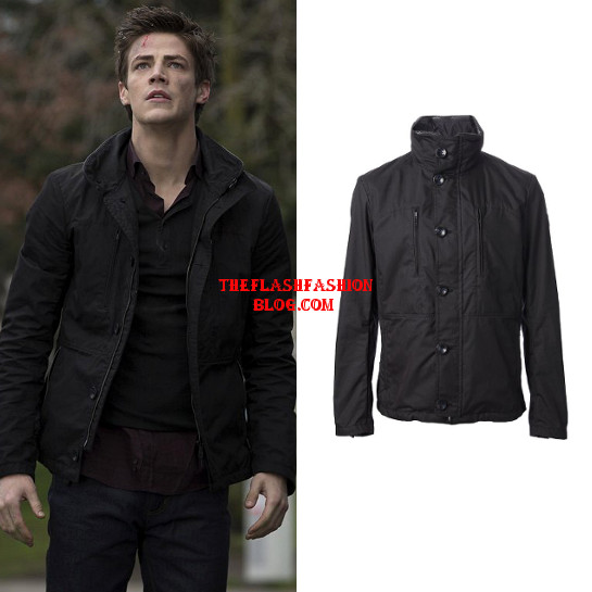 the flash 1x01 barry jacket