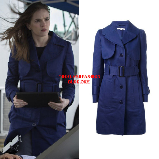 the flash 1x01 caitlin coat