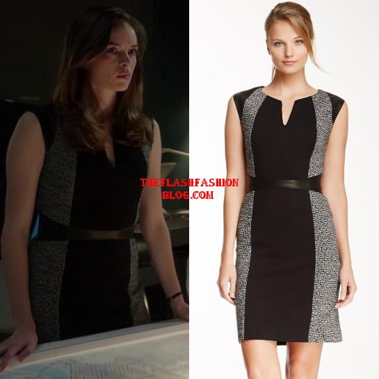 the flash 1x01 caitlin dress