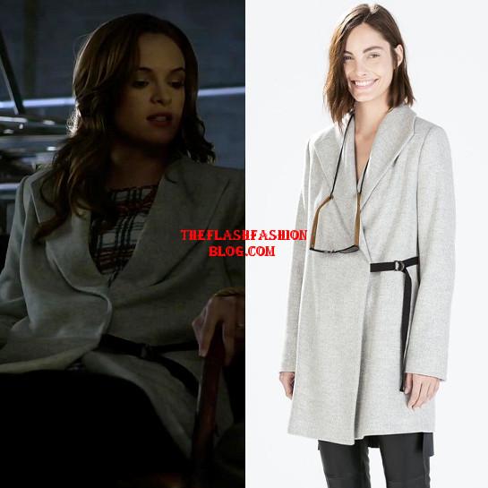 the flash 1x10 c coat