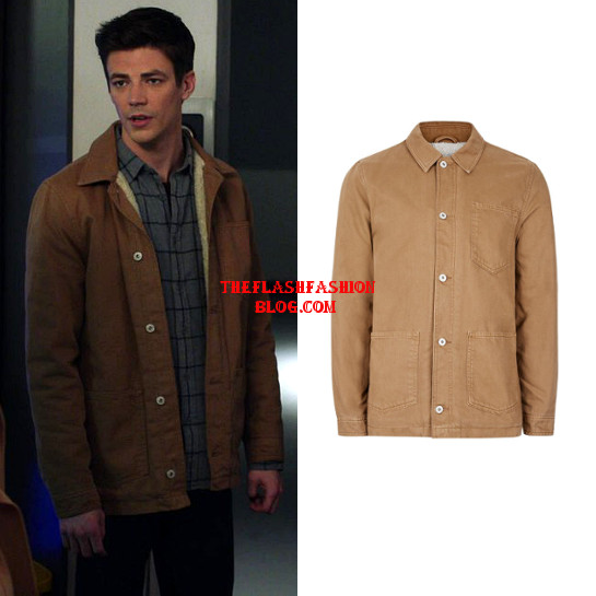 the flash 4x20 barry jacket