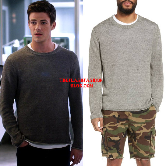 the flash 4x20 barry sweater