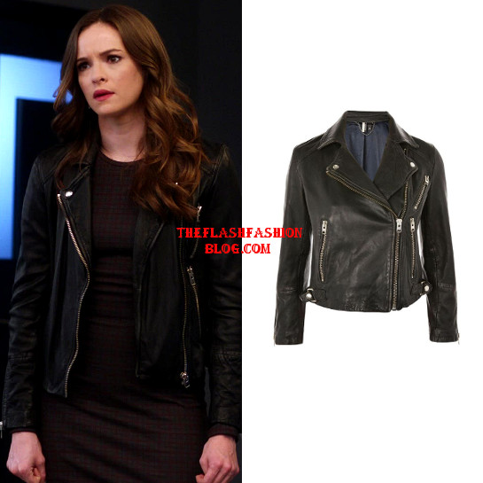 the flash 4x20 caitlin jacket