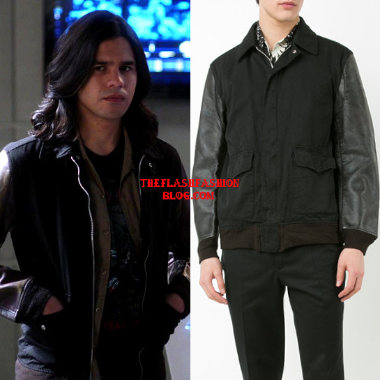 the flash 4x20 cisco jacket