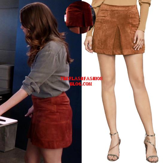 the flash 4x22 caitlin skirt