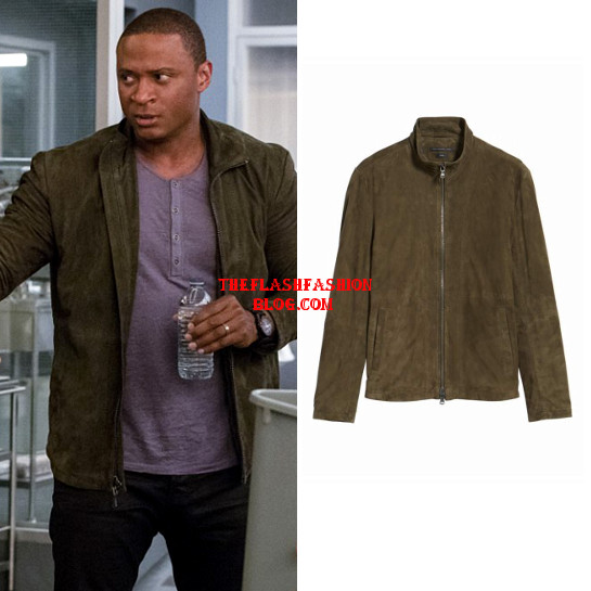the flash 4x22 diggle jacket