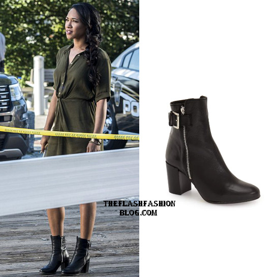 the flash 3x02 iris booties