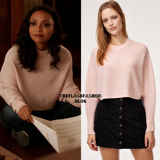 the flash 5x05 cecile top