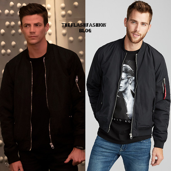 the flash 5x08 barry jacket