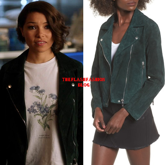 the flash 5x08 nora jacket