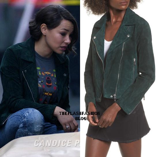 the flash 5x11 nora jacket
