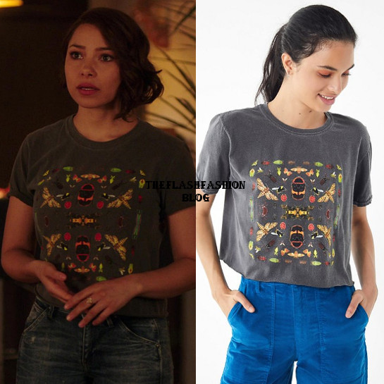 the flash 5x11 nora tee