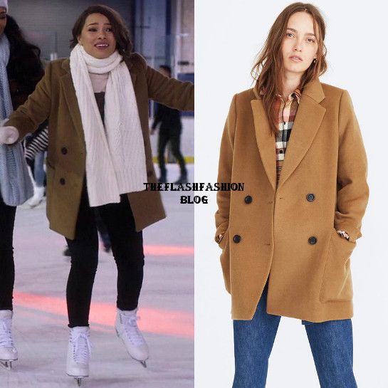 the flash 5x12 nora coat