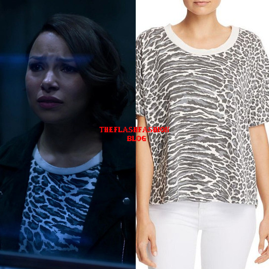 the flash 5x13 nora tee