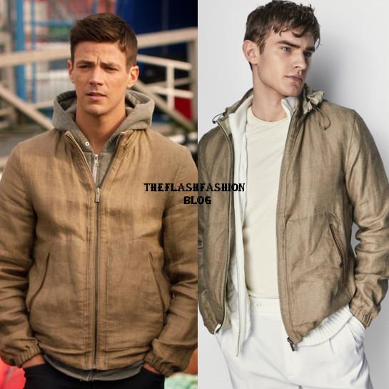 the flash 5x15 barry jacket