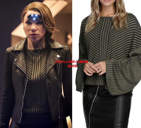 the flash 5x21 nora top