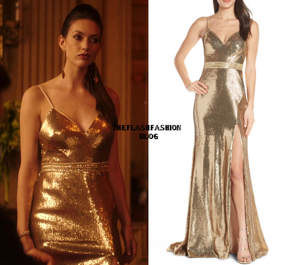 the flash 6x06 gold gown.jpg
